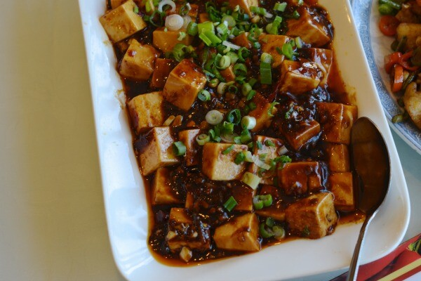 Mapo tofu | Photo by Clarissa Wei