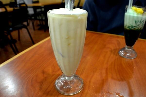 Milkshake | Photo by Clarissa Wei