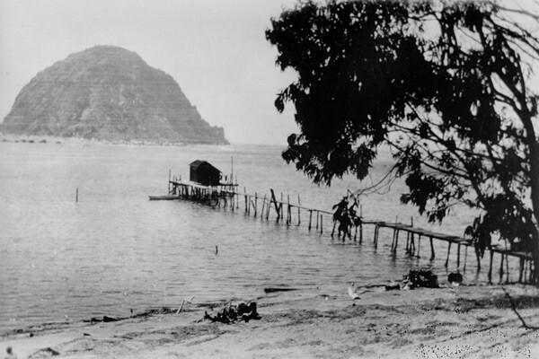 Photo courtesy of the Moro Bay Historical Society