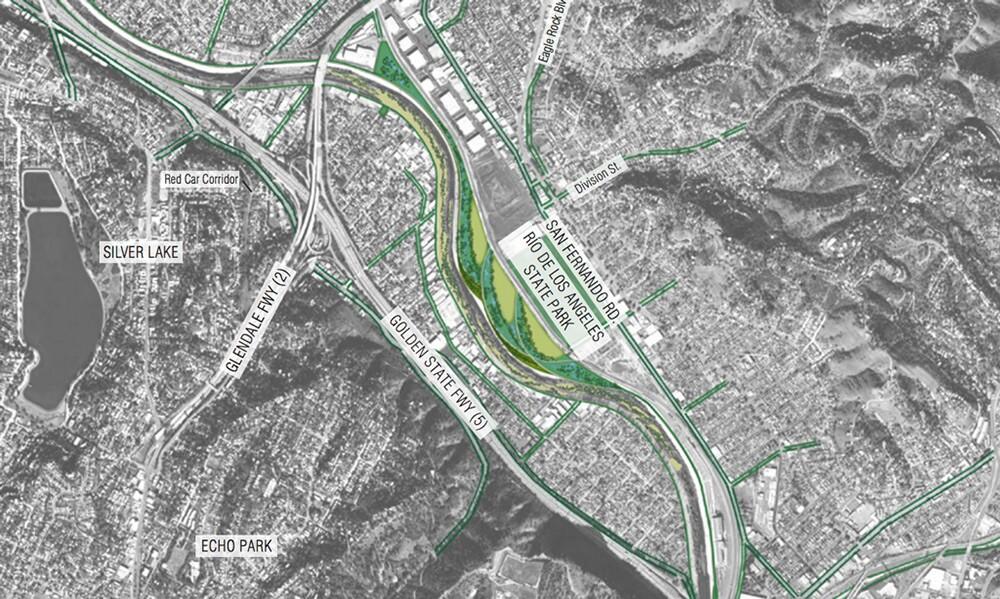 Taylor Yard Map