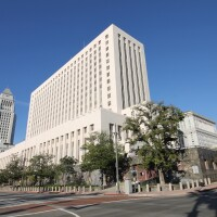 United States Courthouse in downtown Los Angeles