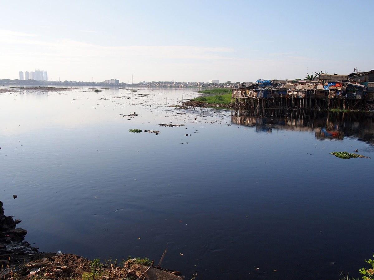 Pluit Reservoir in North Jakarta, July 2013. | Kian Goh