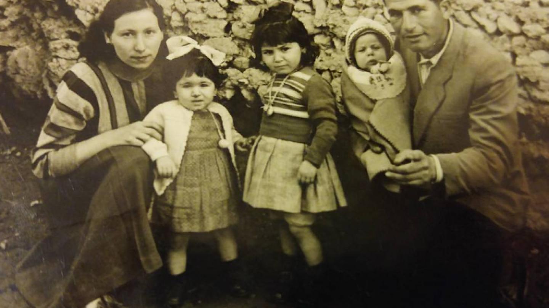 Angela Brussel's Armenian Family | Courtesy of the author