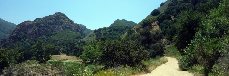 new years hikes, santa monica mountains