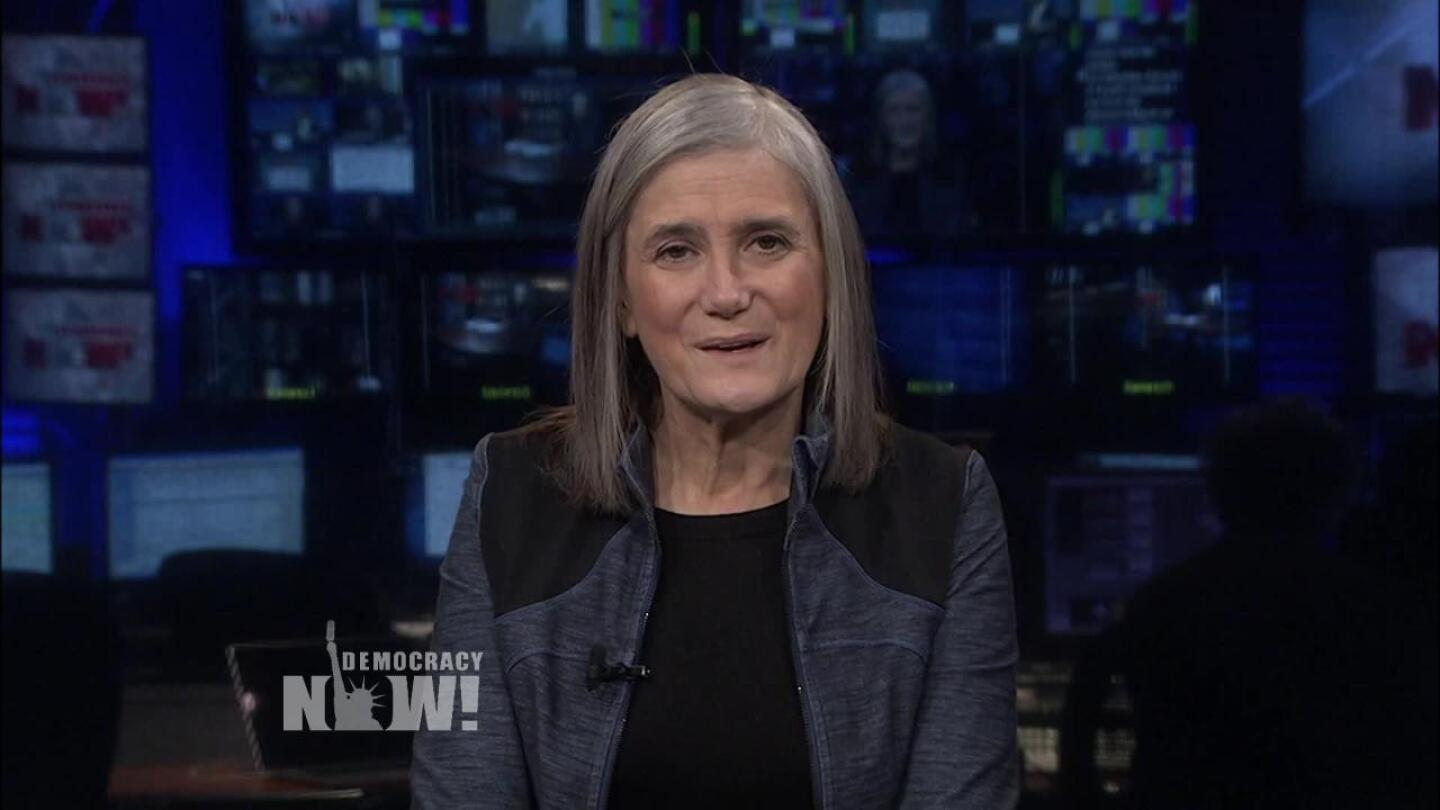Special Democracy Now! for 2017 Inauguration