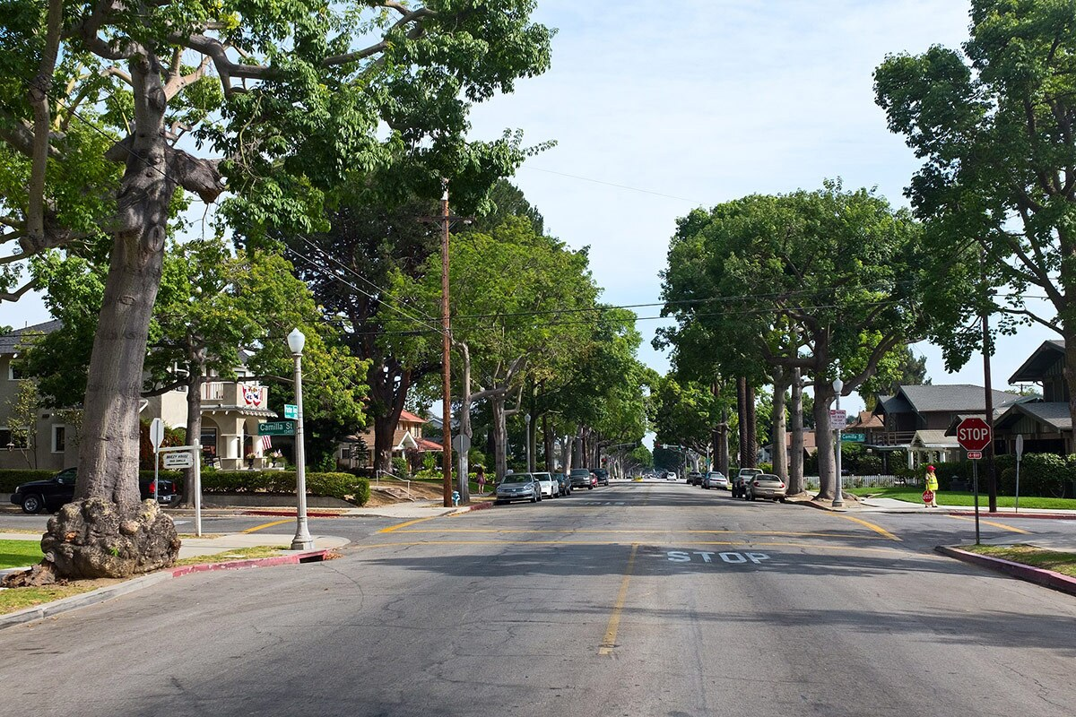 Residential area in Whittier | Wikimedia Commons/Creative Commons/Northwalker