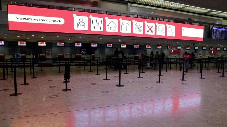 Airport December 2020