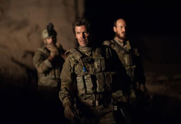 "Josh Brolin as Matt Graver in ""Sicario.""   Photo: Richard Foreman."