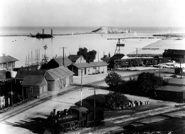 San Pedro, ca. 1903 | Security Pacific National Bank Collection, Los Angeles Public Library