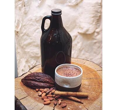 Drinking chocolate at ChocoVivo   Courtesy of ChocoVivo