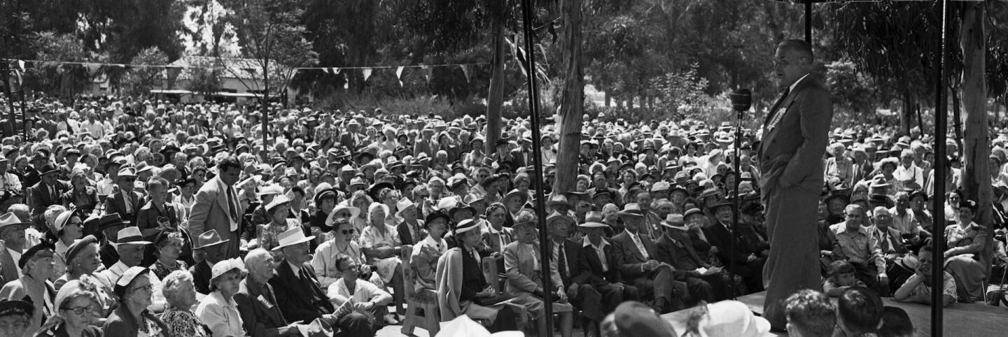 Iowa State Picnic, 1951 (cropped for header)