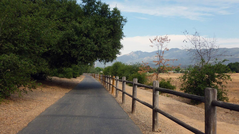ojai bike path