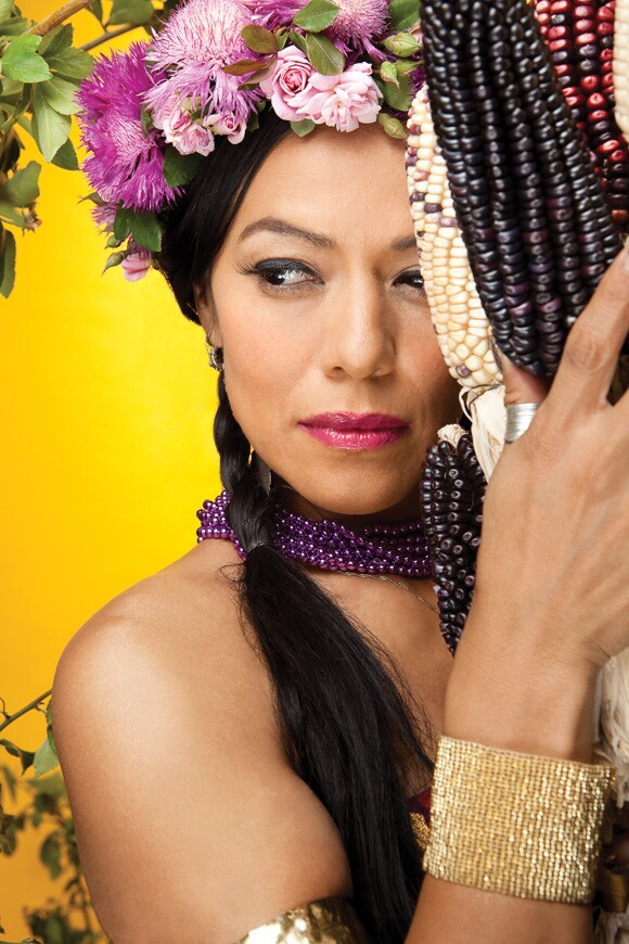Lila Downs | Photo: Ricardo Trabulsi.