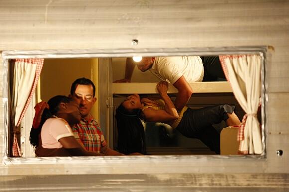 Interior Trailer | Photo: Scott Groller
