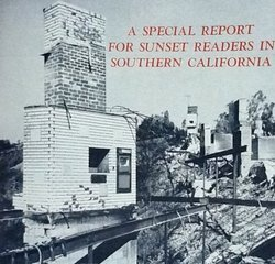 Sunset Magazine's seven page report on lessons from the 1961 Bel Air fire