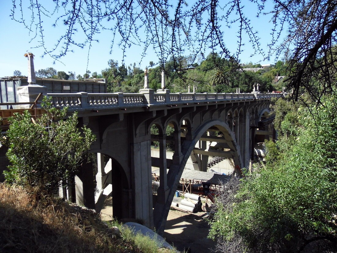 La Loma Bridge
