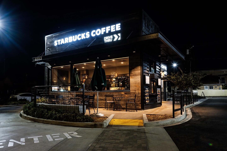 Closed Coffee Shop. North Hollywood, 2019. | Kwasi Boyd-Bouldin