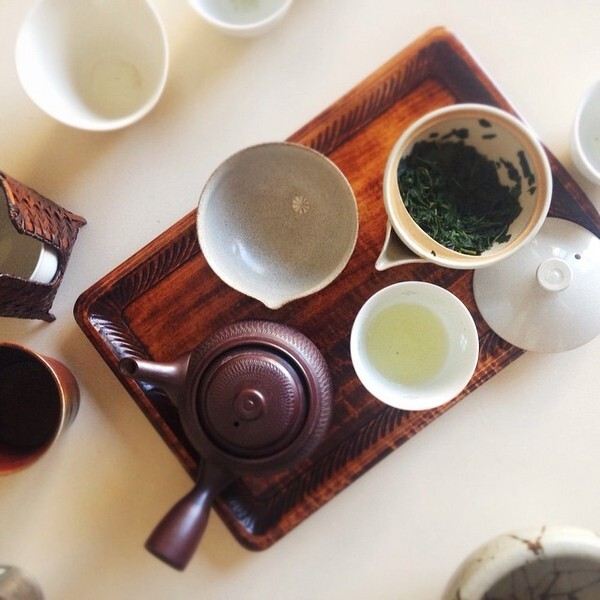Gyokuro tea | Photo by Yoko Isassi