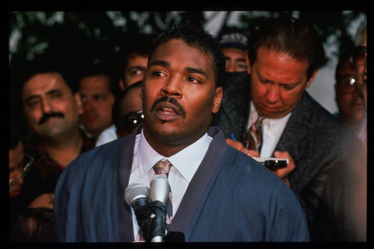 L.A. Riots - Rodney King