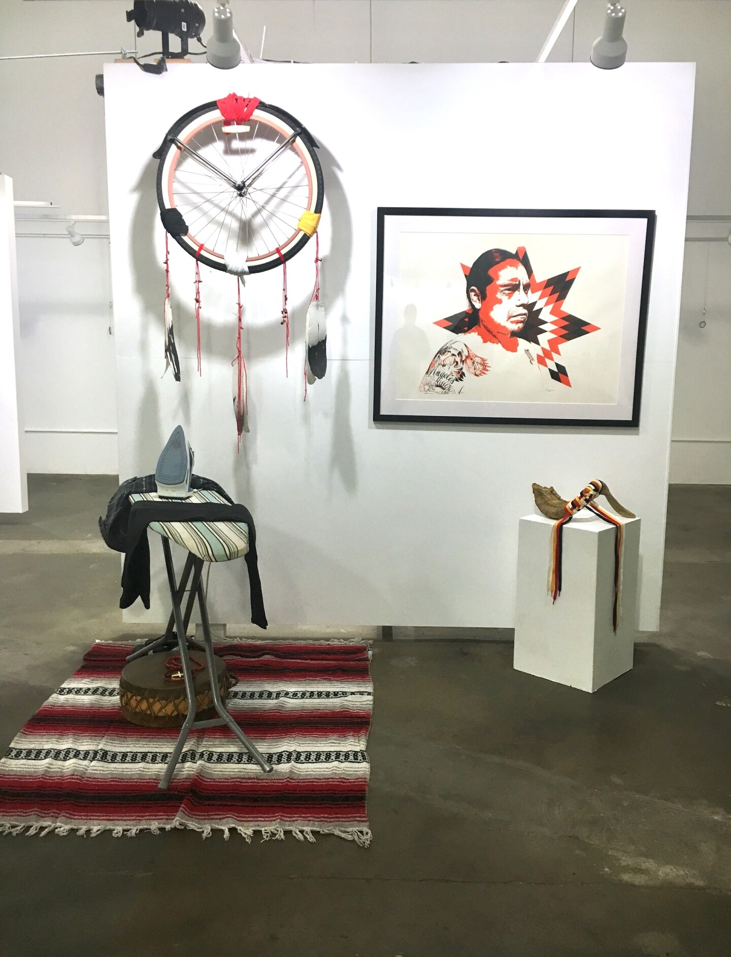 """First Peoples: A Celebration of Native Artists in Southern California"""