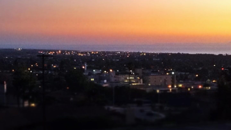 The view from Poinsettia Pavilion in Ventura, CA. | Photo: Courtesy Hank Tovar
