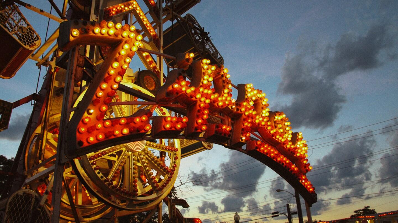 Carnival Ride | Photo credit Jennifer T. Donner