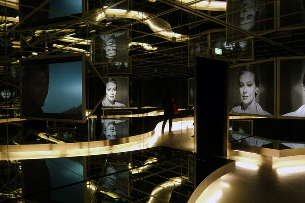 Inside the Filmmuseum Berlin