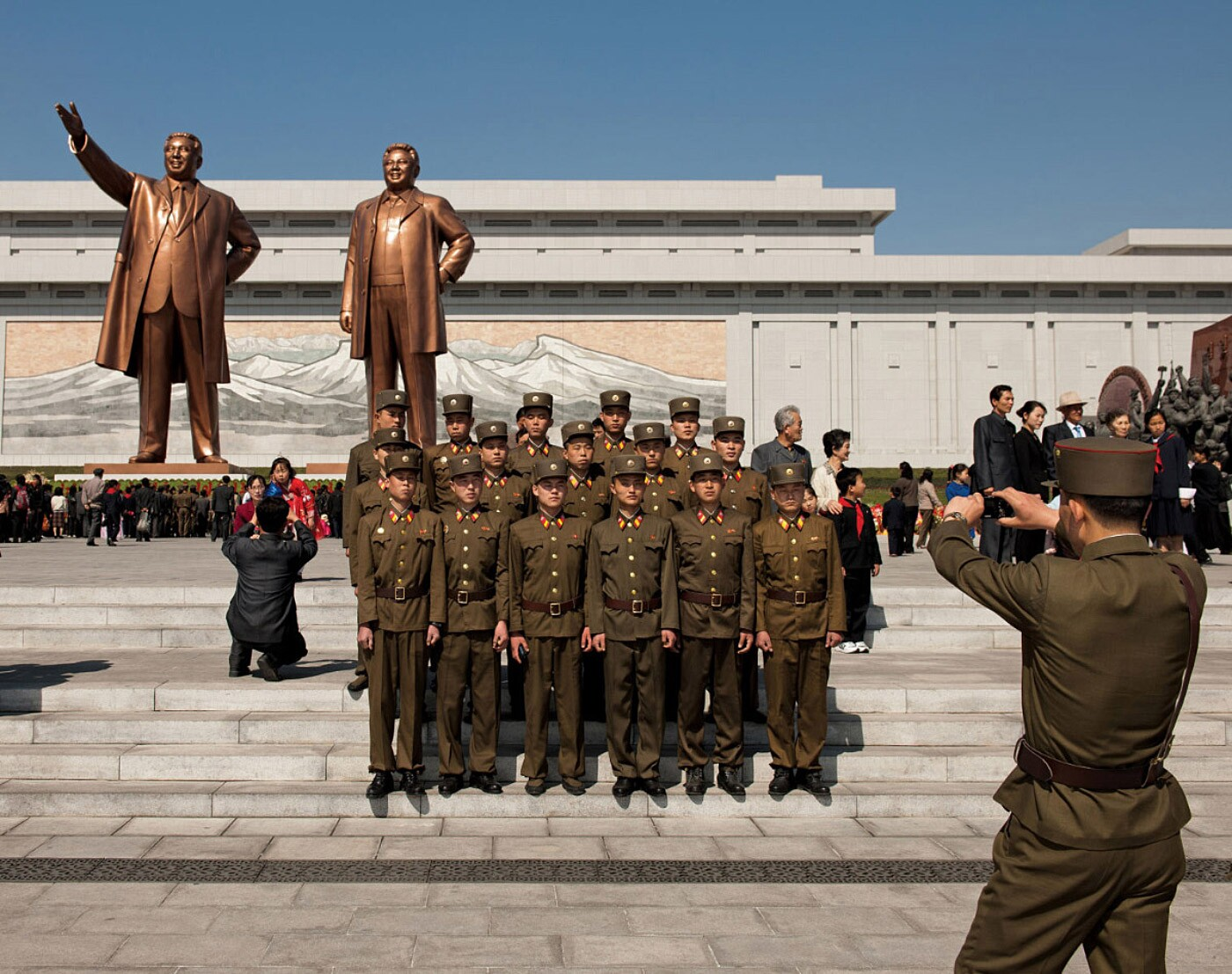 North Korea   Mark Edward Harris