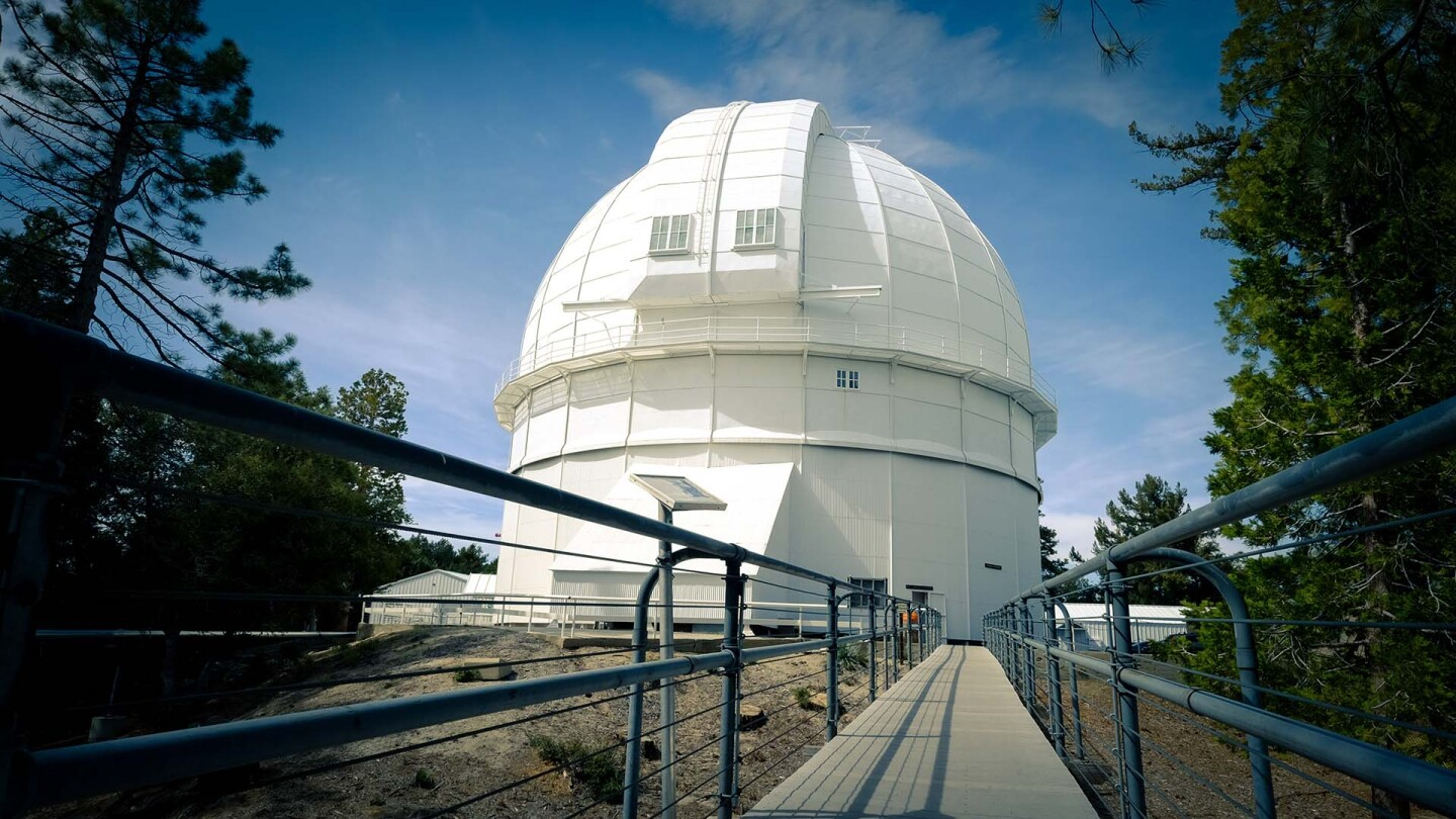 "Mount Wilson Observatory | Image from ""Lost LA"" S4 E5: Discovering the Universe"