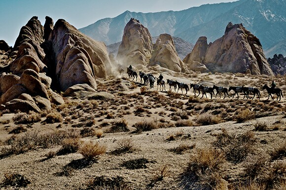 In the Alabama Hills | Photo: Osceola Refetoff.