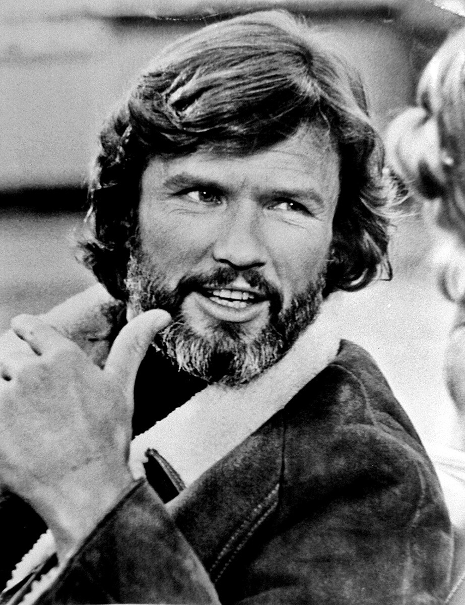 Kris Kristofferson | Wikimedia Commons/Magna Artists