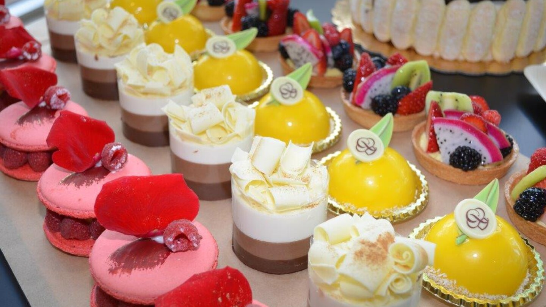 Dessert selections at Porto's | Courtesy of Porto's
