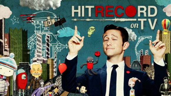 hitRECord Promo. | Photo: Courtesy of hitRECord.