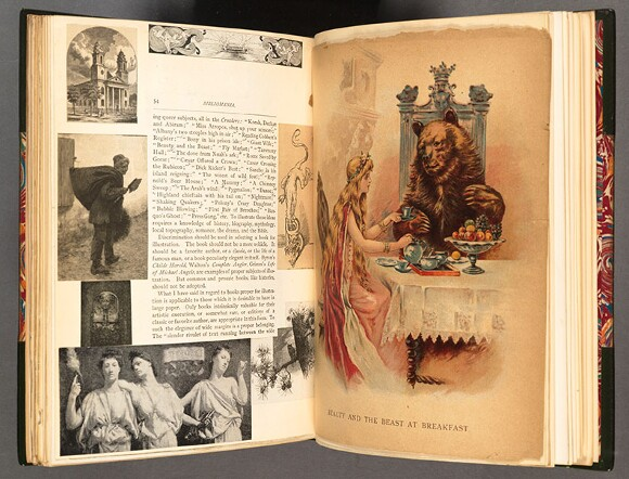 Irving Browne, Iconoclasm and Whitewash. New York, 1886. Illustrated by the author. The Huntington Library, Art Collections, and Botanical Gardens.