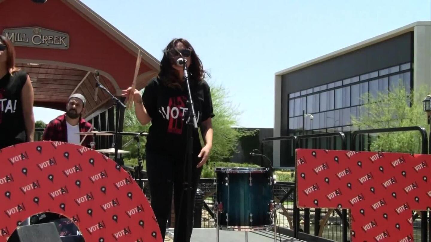 South Kern's Youth Advocate for Schools Not Prisons