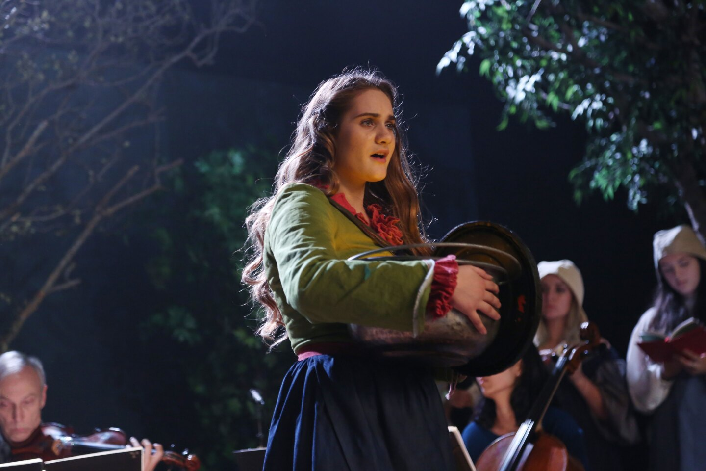 "Rowen Sabala stars as Vireo in ""Vireo."""