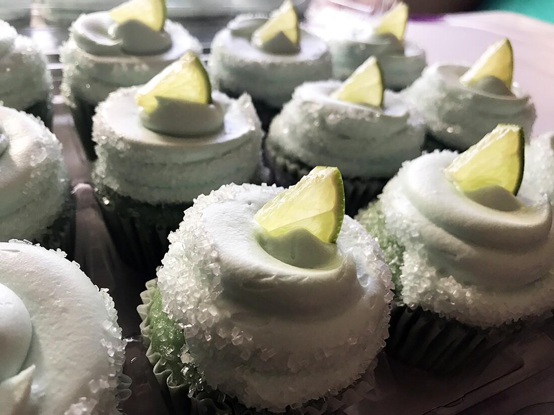 Margarita cupcake | Courtesy of Viva Los Cupcakes