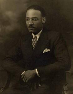 Portrait of William Levi Dawson ca. 1926. | Photo: Courtesy of Emory University