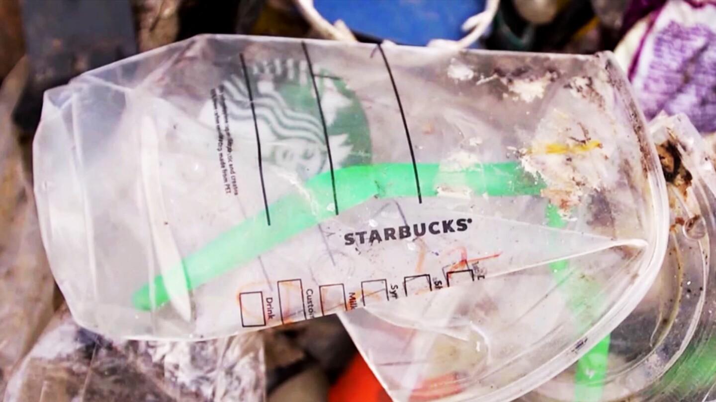 Trash 7 - coffee