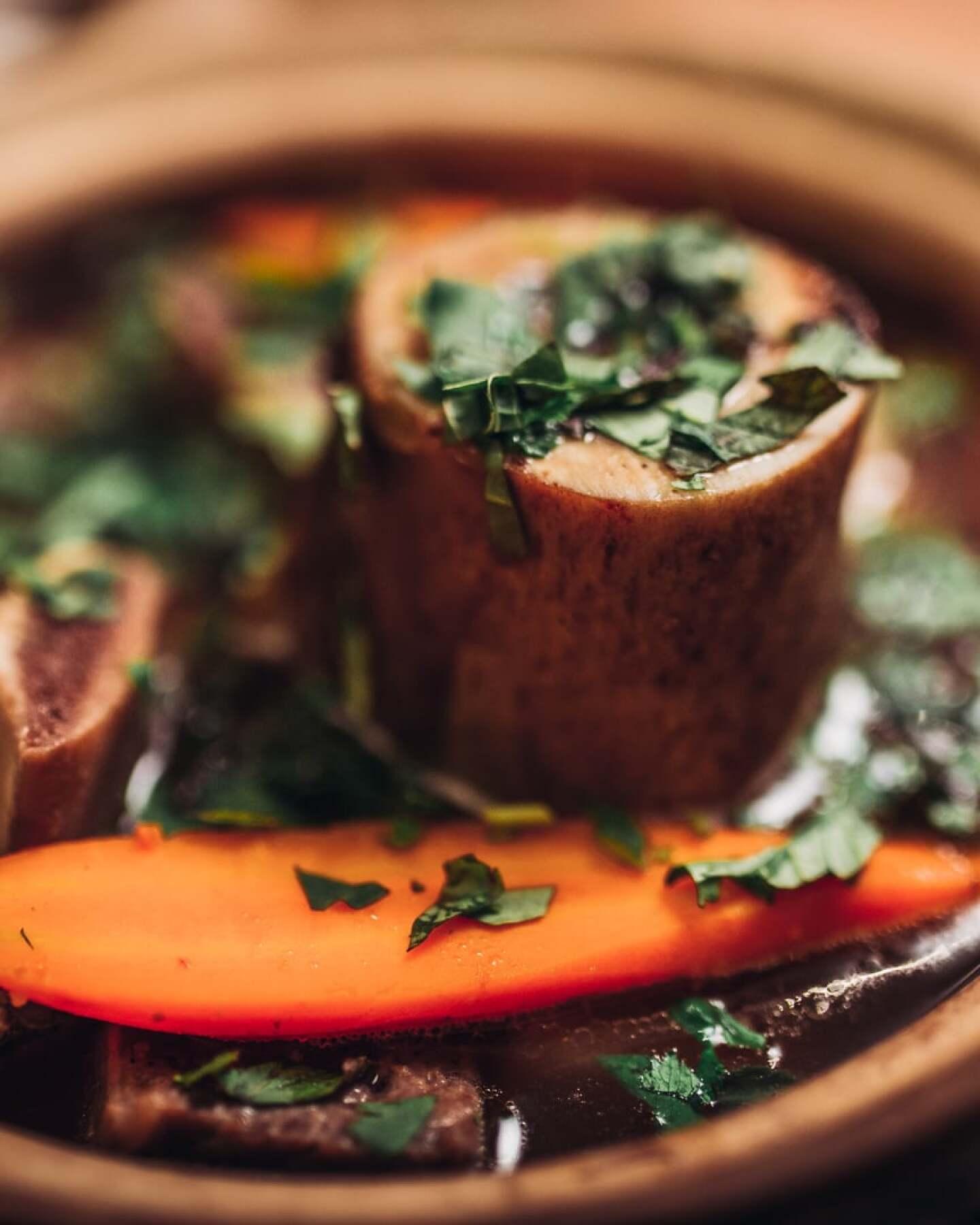 Cassia's pot au feu | Courtesy of Life & Thyme
