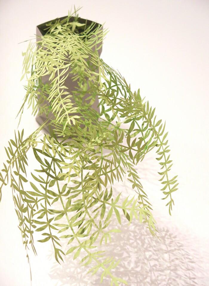"""Bhavna Mehta, """"Gush"""" installion detail"""