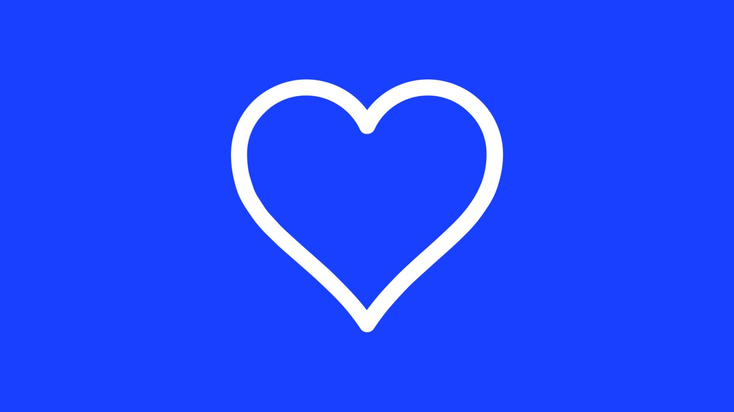 Heart Donate Icon