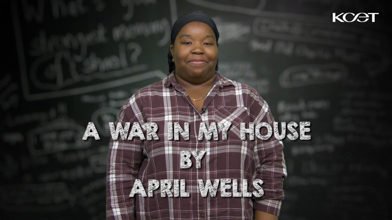 Literary Riot: April Wells
