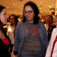Women Lawmakers   photo by Iris Schneider