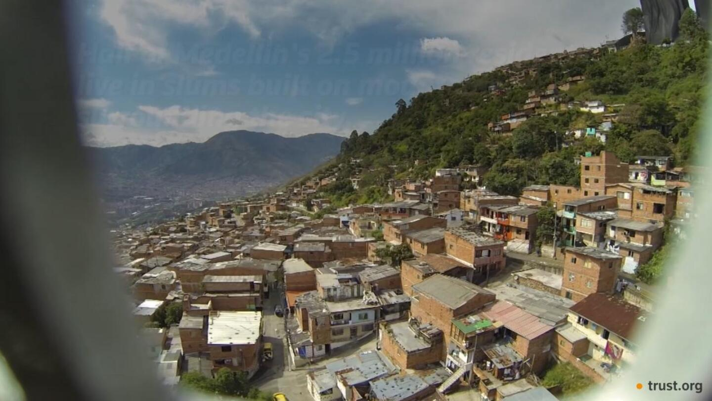 From Drug Wars to Cable Cars: Medellin's Rise