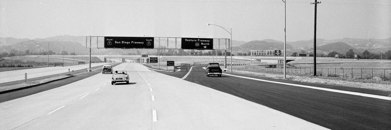 San Diego Freeway