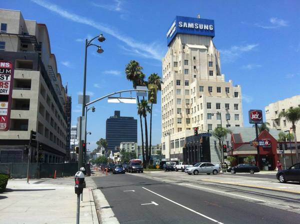 Wilshire-La Brea -- E. Clem Wilson Building