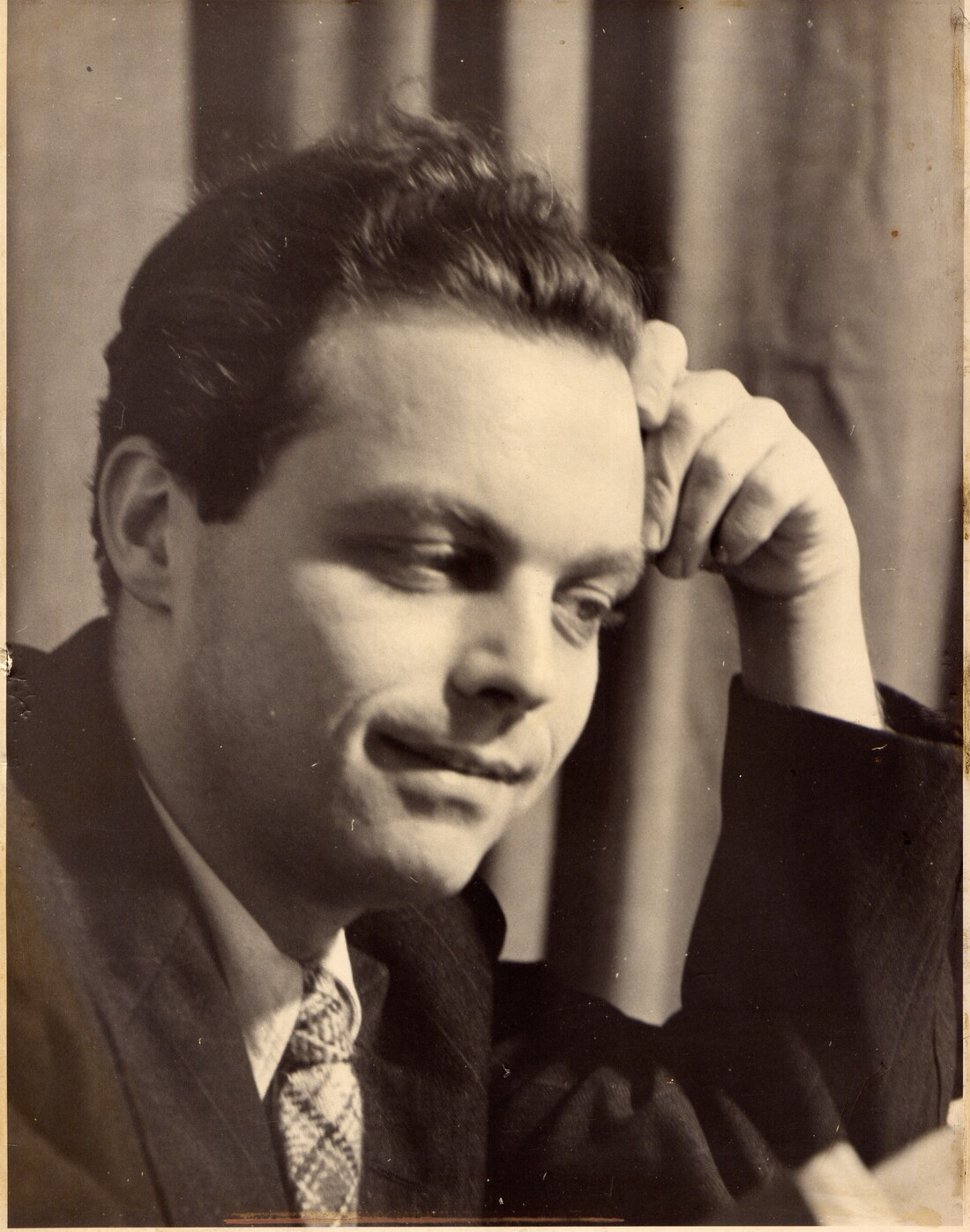 A young Lou Harrison | Courtesy of Harrison House