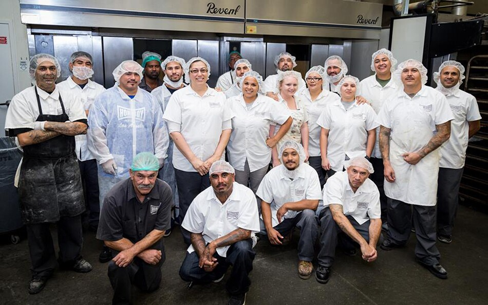 Homeboy Foods Workers | Photo: Homeboy Industries