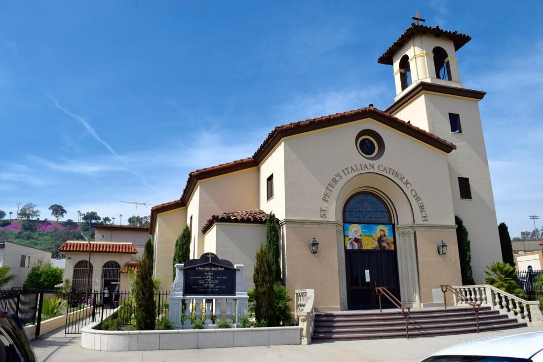 St. Peter's Italian Catholic Church